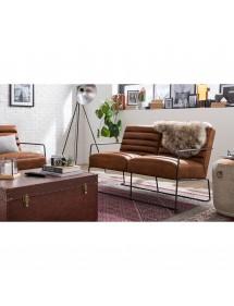 Sofa ROGER II tapicerka skórzana